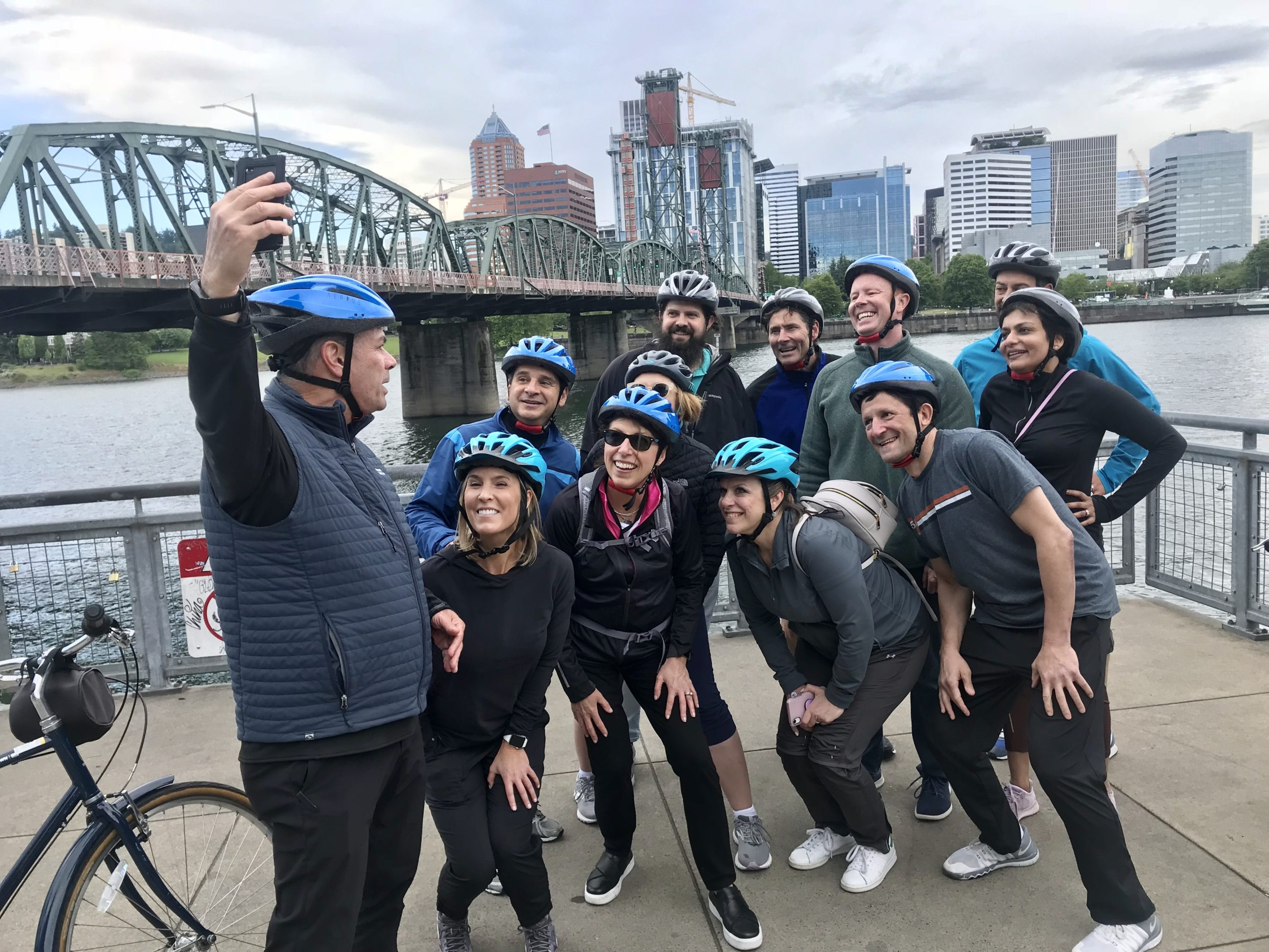Bike tours of Portland